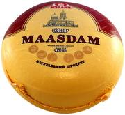 Сыр Маасдам от производителя оптом со склада в Москве