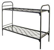 Бюджетные кровати металлические для дома и дачи с доставкой